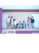 PIECE 【初回限定盤B】 (CD+DVD+フォトブック)【CD】