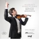 Romantic Brilliant Imaginative: Semenenko(Vn) Firsova(P) (Hyb)【SACD】