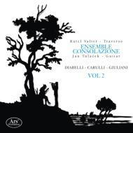 Works For Flute & Guitar-giulini, Carulli, Diabelli Vol.2: Ensemble Consolazione【CD】