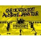 "LIVE Blu-ray 「ONE OK ROCK 2017 ""Ambitions"" JAPAN TOUR」【ブルーレイ】 2枚組"