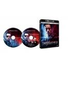 ターミネーター2 4K Ultra HD Blu-ray (Ultra HD Blu-ray+Blu-ray 2枚組)【ブルーレイ】 2枚組
