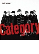 Category / My Love 【TYPE-A】【CDマキシ】
