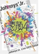 素顔4 ジャニーズJr.盤【DVD】 2枚組