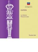 Les Nations: T.dart / Jacobean Ensemble +pieces De Violes: D.dupre Nesbitt(Gamb) T.dart(Cemb)【CD】 2枚組