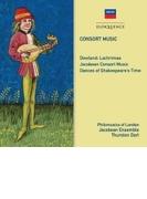 Consort Music: T.dart / Philomusicaof London Jacobean Ensemble Boyd Neel String O【CD】 2枚組
