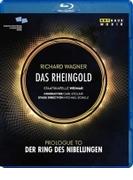 Das Rheingold: M.schulz C.st.clair / Staaskapelle Weimar M.hoff Gunther Briend【ブルーレイ】