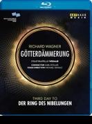 Gotterdammerung: M.schulz C.st.clair / Staaskapelle Weimar Schmittberg Hoff Mowes【ブルーレイ】