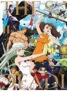 七つの大罪 神々の逆鱗 DVD-BOX II【DVD】 5枚組