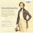 Double Concerto, Violin Concerto In D Minor: Ivakhiv(Vn) Pompa-baldi(P) Kuchar / Slovak National So【CD】