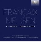 Clarinet Concerto: Beltramini(Fl) Lombard / Svizzera Italiana O +nielsen: Clarinet Concerto【CD】