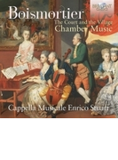 The Court & Village-chamber Works: E.stuart / Cappella Musicale【CD】