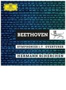 交響曲全集、序曲集 ヘルマン・シェルヘン&ウィーン国立歌劇場管弦楽団、ロイヤル・フィル(8CD)【CD】 8枚組