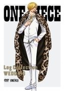 "ONE PIECE Log Collection ""WEDDING""【DVD】 4枚組"