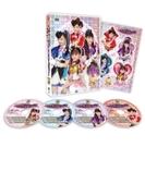 ひみつ×戦士 ファントミラージュ! DVD BOX vol.4【DVD】 4枚組