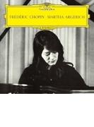 ピアノ・ソナタ第3番、幻想ポロネーズ、英雄ポロネーズ、3つのマズルカ マルタ・アルゲリッチ【Hi Quality CD】