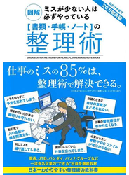 [書類・手帳・ノート]の整理術