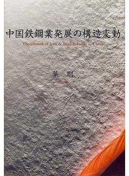 中国鉄鋼業発展の構造変動