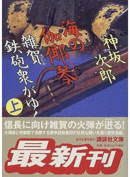 海の伽倻琴 雑賀鉄砲衆がゆく 上(講談社文庫)