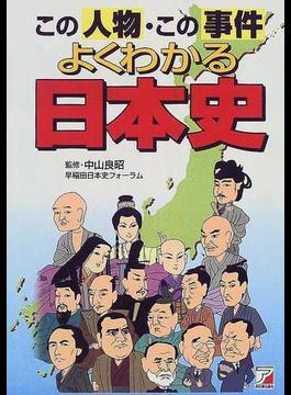 この人物・この事件よくわかる日本史