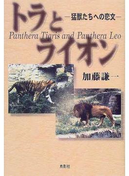 トラとライオン 猛獣たちへの恋文