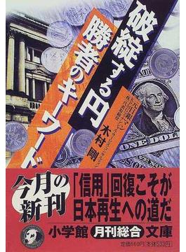 「破綻する円」勝者のキーワード(小学館文庫)