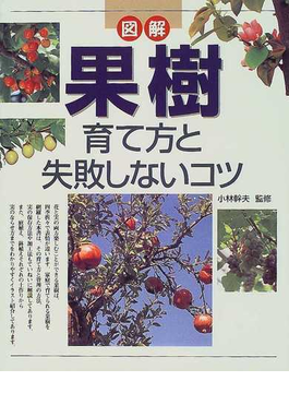 図解果樹育て方と失敗しないコツ