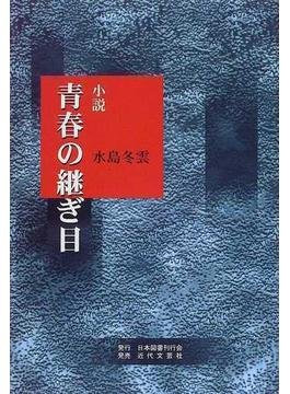 青春の継ぎ目 小説