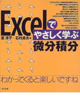 Excelでやさしく学ぶ微分積分