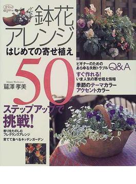鉢花アレンジ はじめての寄せ植え50