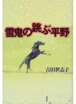 雪鬼の跳ぶ平野