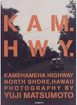 Kam.HWY. Kamehameha Highway,North Shore,Hawaii
