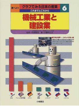 調べようグラフでみる日本の産業これまでとこれから 6 機械工業と建設業