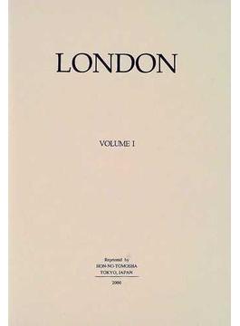 London 復刻版 Vol.1