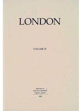 London 復刻版 Vol.4
