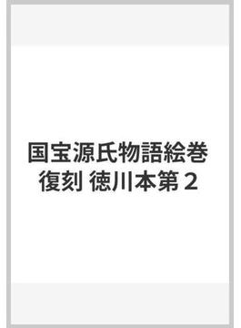 国宝源氏物語絵巻 復刻 徳川本第2