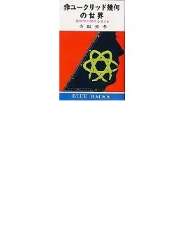 非ユークリッド幾何の世界 幾何学の原点をさぐる(ブルー・バックス)
