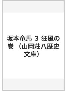 坂本竜馬 3 狂風の巻(山岡荘八歴史文庫)
