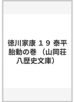 徳川家康 19 泰平胎動の巻(山岡荘八歴史文庫)