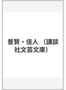 普賢・佳人(講談社文芸文庫)