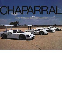 Chaparral The Texas roadrunner シャパラル写真集