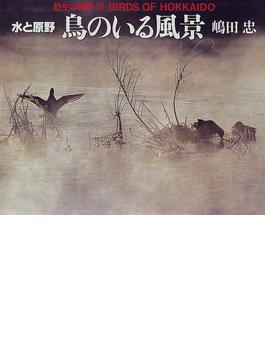 鳥のいる風景 水と原野 Birds of Hokkaido