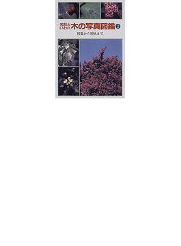 名前といわれ木の写真図鑑 2 初夏から初秋まで