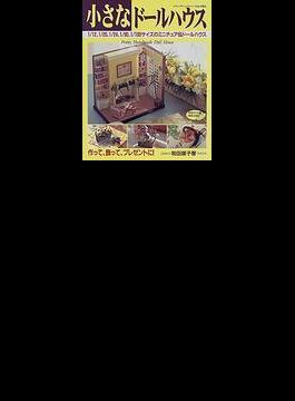 小さなドールハウス 1/12、1/20、1/24、1/90、1/100サイズのミニチュア&ドールハウス(レディブティックシリーズ)
