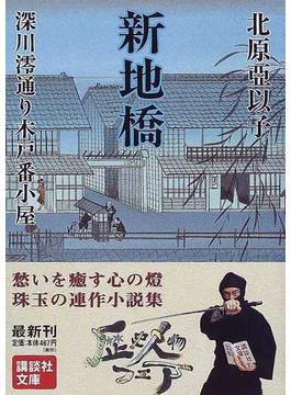 新地橋(講談社文庫)