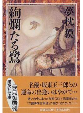 絢爛たる鷺(集英社文庫)