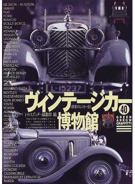 ヴィンテージカー博物館 世界のミニカー 2