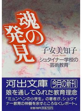 魂の発見 シュタイナー学校の芸術教育(河出文庫)
