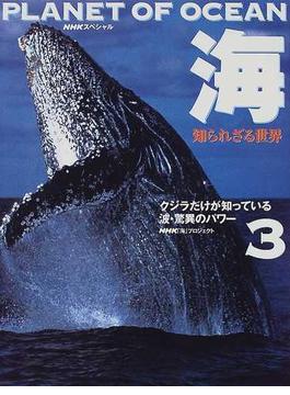 海知られざる世界 3 クジラだけが知っている/波・驚異のパワー(NHKスペシャル)