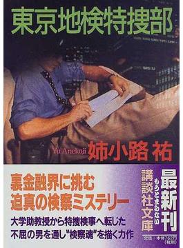 東京地検特捜部(講談社文庫)