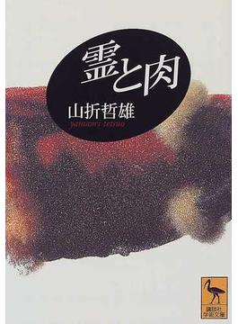 霊と肉(講談社学術文庫)